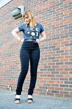 Closet Case Files Ginger Jeans by Miss Make
