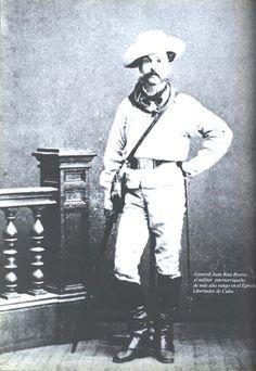 General Juan Rius Rivera: 1848-1924    Puerto Rican military with highest rank in the Cuban Liberation Army    Militar puertorriqueño con el más alto rango en el Ejército Libertador de Cuba