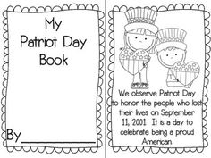 114 best Activities for Patriot Day images on Pinterest in