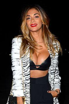 Η Nicole Scherzinger … πέταξε μπούστο !