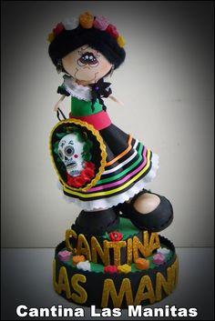 Todo lo que necesitas para fofuchas y manualidades está en mitiendadearte.com Fofucha mexicana