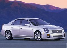 2005 Cadillac CTS V Euro, the one that started it all. Timeless