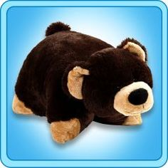 Mr. Bear Pillow Pet®