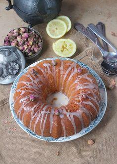 Délices d'Orient: Gâteau à l'huile d'olive et yaourt