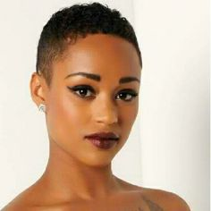 117 Best Hair Cuts For Black Women Images Short Hair Natural Hair