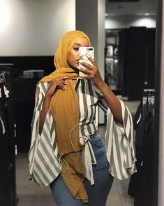 ZAFUL offers a wide selection of trendy fashion style women's clothing. Modern Hijab Fashion, Street Hijab Fashion, Hijab Fashion Inspiration, Muslim Fashion, Modest Fashion, Fashion Ideas, Modest Dresses, Modest Outfits, Girl Outfits
