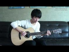 (Kotaro Oshio) Tension - Sungha Jung one of my favorites