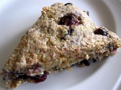 Quinoa Blueberry Scones - Food & Whine. Changed recipe to use 1 cup buckwheat groats (or 1.25 cup buckwheat flour), mill in TM, and 1.5 cup cooked and cooled quinoa. Used coconut oil for butter. Now GF and DF. Might still need a little more moisture... or just have with a cup of tea :)