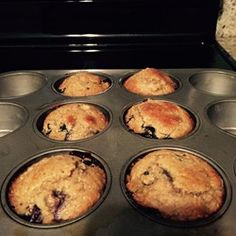 Banana Blueberry Almond Flour Muffins (Gluten-Free) - Allrecipes.com | GetFitArkansas