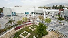 Azusa Pacific University's hub of campus and the Felix Event center in Azusa, California