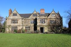 Exterior of Padley Hall