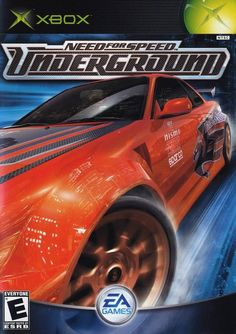 need for speed underground 2 para xbox normal iso
