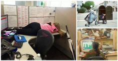 """Bill Gates once famously said, """"I choose a lazy person to do a hard job because a lazy person will find an easy way to do it."""" And as soon as lazy people around the world heard that, they stepped up their lazy game. Somehow, I don't think this is what he meant. Here are 16 lazy employees who have[Read More...]"""