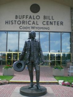 Cody, Wyoming - Buffalo Bill Historical Museum