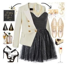 """""""2109. Happy New Year"""" by chocolatepumma ❤ liked on Polyvore featuring LSA International, Miu Miu, Isabel Marant, RED Valentino, H&M, BCBGMAXAZRIA, Dsquared2 and Lucky Star"""