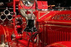 Firetruck in charleston