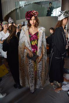 Dolce & Gabbana Alta Moda #DGLovesHongKong