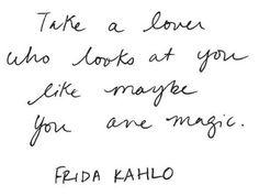 I am naming the cat Frida Kahlo.