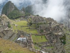 Machu Picchu, Peru - 2008