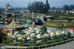 Daveland Disneyland Fantasyland Photo Page