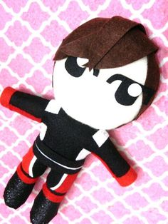 "Items similar to Kpop BTS J-Hope inspired handmade plushie plush toy doll ""Dope"" MV Version on Etsy Bts Korea, Kpop Diy, Bts J Hope, Korean Artist, Plushies, Kawaii, Gifts For Friends, Minnie Mouse, Cross Stitch"
