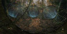 Tunnels by Nathan Geppert - Concept Artist