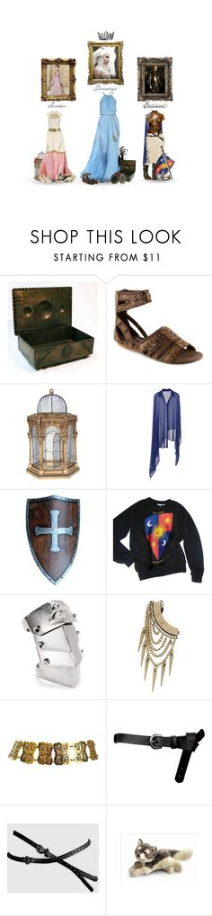 """Winter is coming, b.tches."" by semper-eadem ❤ liked on Polyvore featuring Salvatore Ferragamo, Bullboxer, Alexander McQueen, Shield, Vivienne Westwood, Chanel, ASOS, S.W.O.R.D. and Miu Miu"