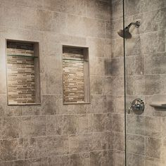 High Quality Recessed Shelving In Shower