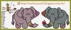 elefante by Carina Cassol