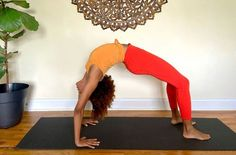How To Do Wheel Pose To Strengthen Your Spine