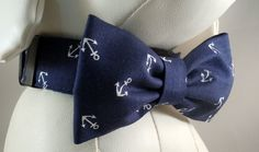 Dog Collar Set with Flower or Bow Tie  - Pick Any Fabric in Shop. $18.00, via Etsy.