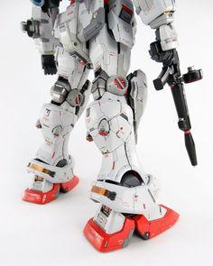 IMPROVED WORK: PG 1/60 RX-78GP01 Gundam Zephyranthes