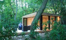 maison de jardin originale design contemporain