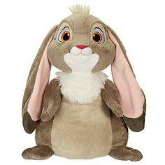 Clover, talking bunny