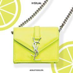 Una mini bag con colores encendidos hará que la primavera se note en tu look. ¡Además tendrás que llevar justo lo necesario! #PurseAddict