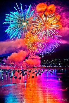 Beatiful firework