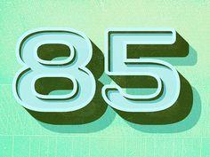 '85 by Luke Ritchie