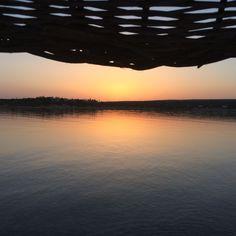 sea sunset umrella by Gülin Yavuzlar on 500px