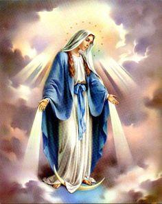 Blessed Virgin Mary-Born:August 5, -21 in:Jerusalem (Israel) Sun: 9°26' LéoAS: 10°57' Capricorn Moon:4°16' GeminiMC: 29°29' Libra Dominants: Leo, Capricorn, Scorpio Mars, Venus, Uranus Houses 7, 10, 5 / Earth, Water / Fixed Numerology: Birthpath 7