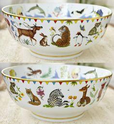 Harmony Bowl by Lynn Chase