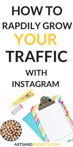 Looking to grow your blog with Instagram? Perfect! This post shares how you can rapidly grow your blog and business with Instagram.
