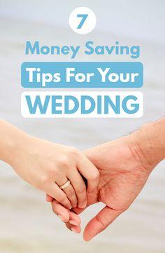 money saving tips for your DIY weddiing