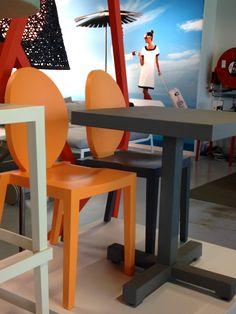 Fauteuil et chaise de jardin de Starck pour TOG