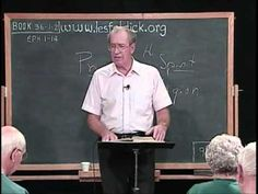 36 1 2 Through the Bible with Les Feldick Your Sealed With the Holy Spirit of Promise: Ephs 1:13 - YouTube