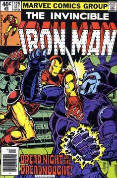 The Invincible Iron Man #129 Marvel Comics December 1978