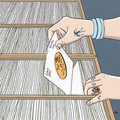 Soul Searching illustration by Pete McKee Vinyl Cd, Vinyl Music, Vinyl Records, Vinyl Room, Soul Music, Sound Of Music, Pete Mckee, Record Crafts, Vinyl Junkies