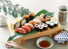 Sushi - dessa små godbitar som ja inte kan leva utan