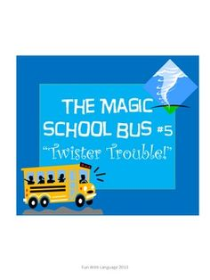 Learn about weather on the Magic School Bus! Ready to go lesson. Could be great for guided reading groups!