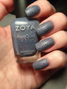 Zoya NYX- got this color recently and I have to admit I love it!