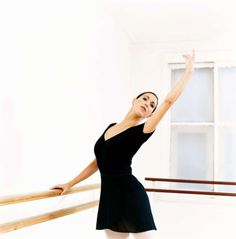 Questions to ask yourself when doing ballet.